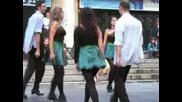 Ирландски Танци На Открито