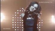 Sofia Nizharadze - Shine ( Eurovision ) | 2010 | Високо Качество ( + Субтитри )