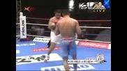 K - 1 GP 2008 Taipei Ray Sefo Vs Zabit Samedov (2/3)