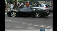 Рекордна жега във Франция - дори и Ferrari 458 Italia е безпомощно