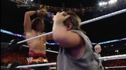 Adam Rose vs. Heath Slater: Wwe Superstars, June 12, 2014
