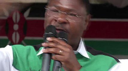 Kenyan: Tear gas flies in Nairobi as opposition demos run on