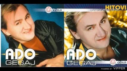 Ado Gegaj - Ne daj mi da pijem - (Audio 2002)