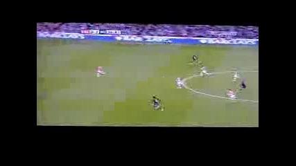 Arsenal 1 - 3 Manchester United 31.01.10
