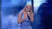 изпълнение на Johanna - Is It True ( Исландия Eurovision 2009) Първи Полуфинал