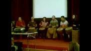 Djembe Workshop@bulgaria, Sofia 2