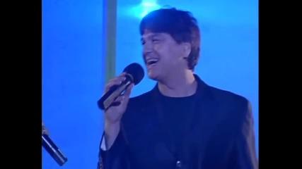 Kemal Monteno i Zdravko Colic - Sinoc nisi bila tu - (LIVE) - (Skenderija 2003) - (FTV)