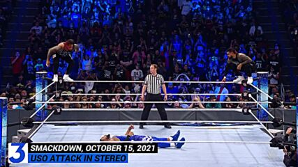 Top 10 Friday Night SmackDown moments: WWE Top 10, Oct. 15, 2021