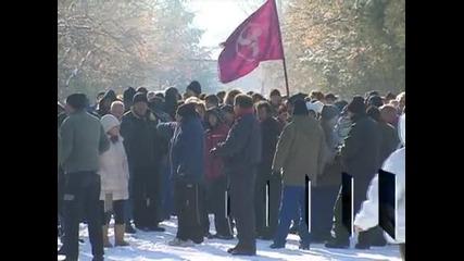 Около 2000 работници от ВМЗ - Сопот, започват ефективни стачни действия
