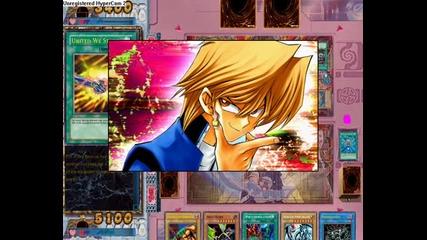 Yu - Gi - Oh Power of chaos - Joey - Победа със Слайфър небесния дракон