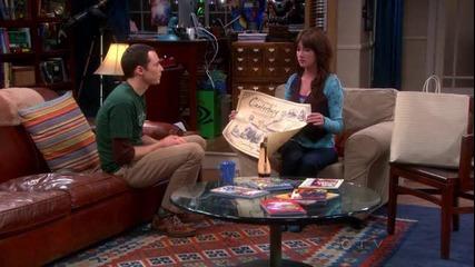 The Big Bang Theory - Season 6, Episode 16   Теория за големия взрив - Сезон 6, Епизод 16