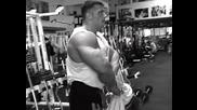 Bodybuilder Jean-pierre Fux