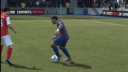 Fifa 12 - New Skills Tutorial (xbox 360)