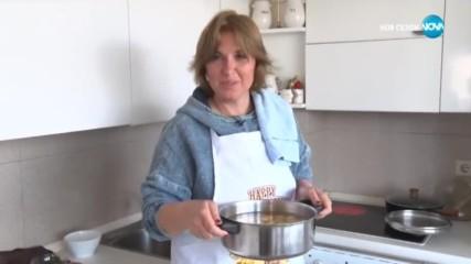 Крехки ребърца с певицата Йоана Захариева-Йоко - ''Черешката на тортата'' (18.06.2019) - част 2
