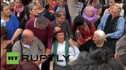Turkey: Thousands line Ankara's streets to pay respects to bomb attack victim