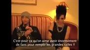 Tokio Hotel [rdv Musique] Interview [01 - 30 - 10]