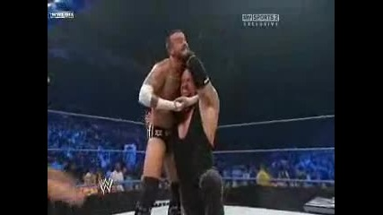 Smackdown 10.09.10 - Undertaker vs Cm Punk