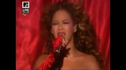 Beyonce - Sweet Dreams (live at Mtv Europe Music Awards 2009 Berlin)( Hq) + Бг Превод