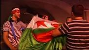 Небивала радост в Алжир след победата над Южна Корея