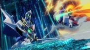 Gundam Build Fighters Try 04 [ Бг Субс ] Върховно Качество