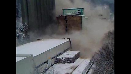 Взривяване на завод за бира в Шумен!!!!