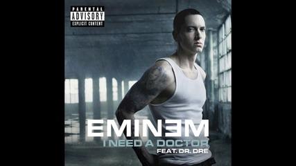 I Need A Doctor - Eminem and Dr. Dre ft Skylar Grey (detox Leak)