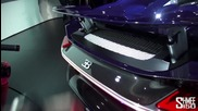 First Look- Bugatti Chiron - Full Tour at Geneva 2016