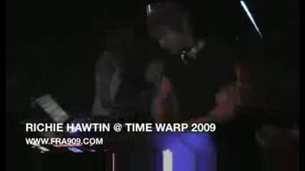 Лудо парти на Richie Hawtin