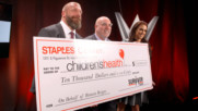 The STAPLES Center donates $10,000 to Children's Health in honor of Roman Reigns: WWE.com Exclusive, Nov. 19, 2018