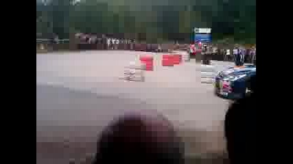 Wrc Rally Bulgaria K.raikkonen Peshtera