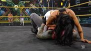 Indi Hartwell and Dexter Lumis show love conquers all with passionate kiss: NXT Exclusive, August 3, 2021