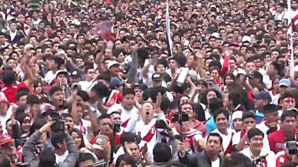 Peru: 'No point crying over spilt milk' – Peruvians optimistic despite elimination