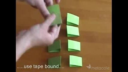 Невероятно! Играчки От Хартия