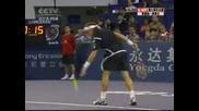 Federer Vs Ferrer - Shanghai 07 Pt 1
