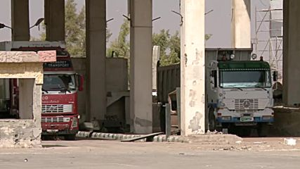 Syria: Nassib border crossing between Syria and Jordan reopens after three years