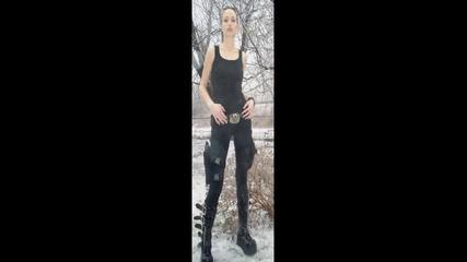 Двойничката на Анджелина Джоли Тифани Клаус / Dvoinichkata na Angelina Jolie Tiffany Claus
