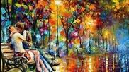 Любовта в картините на Leonid Afremov... (oil painting)