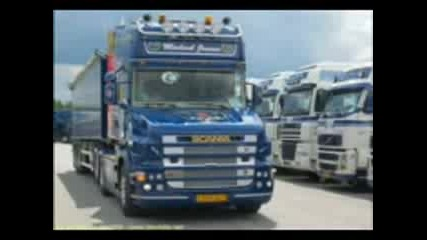 Scania King Of The Road