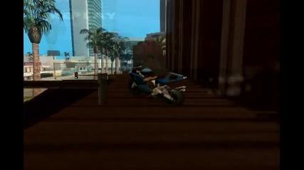 Grand Theft Auto San Andreas Stunts
