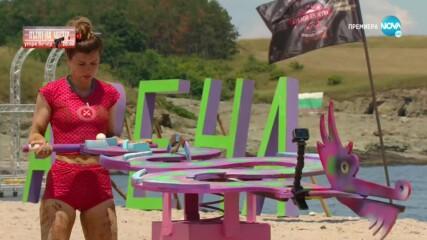 Игри на волята: България (13.09.2021) - част 5: Елия или Симеон? Кой ще остане в шоуто