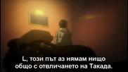 Death Note - Епизод 35 Bg Sub Hq