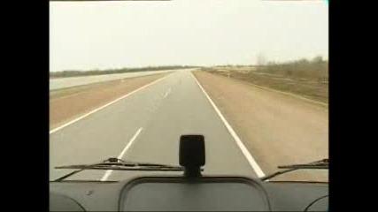Mercedes - Safety Truck - Най - сигурния камион за момента