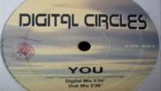 Digital Circles - You Dub Mix ( Italodance 1994 )