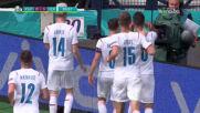 Голът на Патрик Шик срещу Хърватия