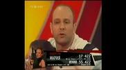 Vip brother 3 - 09.04.09г. - Шоуто на Мария Гроздева! (2)