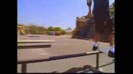 Skateboard - Ето Как Се Прави Boardslide