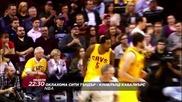 Баскетбол: Оклахома Сити Тъндър – Кливлънд Кавалиърс на 21 февруари по Diema Sport HD