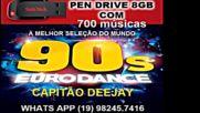 Dance 90's Megamix Eurodance Super Set