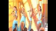 Блестящие - Апельсиновый Рай (live)