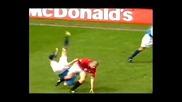 Неприятни моменти във футбола